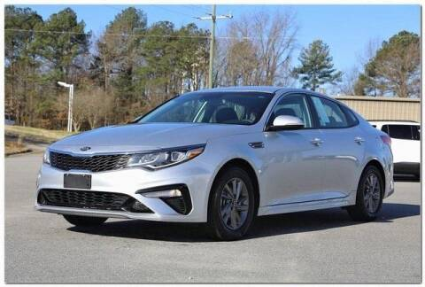 2020 Kia Optima for sale at WHITE MOTORS INC in Roanoke Rapids NC
