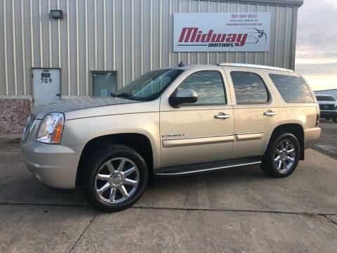 2007 GMC Yukon for sale at Midway Motors in Conway AR