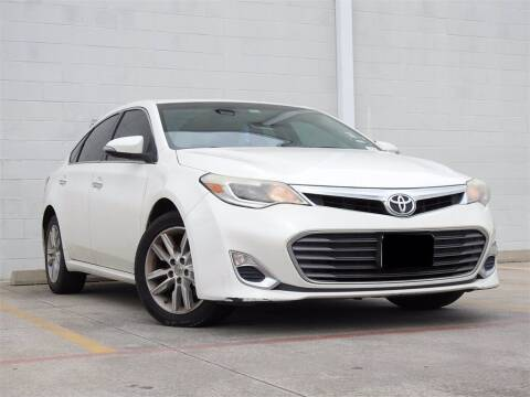 2014 Toyota Avalon for sale at Joe Myers Toyota PreOwned in Houston TX