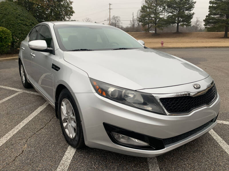 2013 Kia Optima for sale at CarWay in Memphis TN