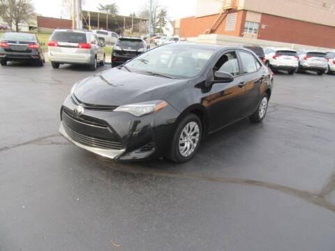 2018 Toyota Corolla for sale at Riverside Motor Company in Fenton MO