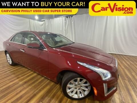 2014 Cadillac CTS for sale at Car Vision Mitsubishi Norristown - Car Vision Philly Used Car SuperStore in Philadelphia PA