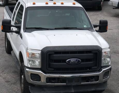 2012 Ford F-250 for sale at TruckMax in N. Laurel MD
