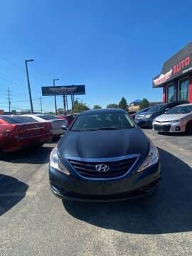 2013 Hyundai Sonata for sale at Washington Auto Group in Waukegan IL