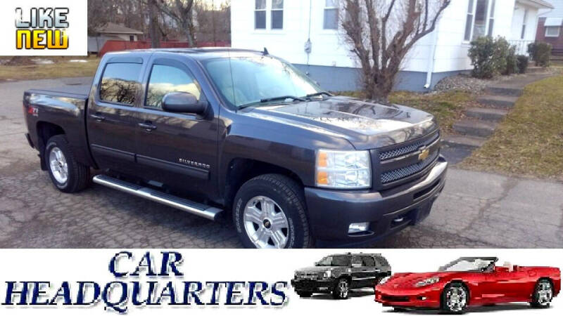 2011 Chevrolet Silverado 1500 for sale at CAR  HEADQUARTERS in New Windsor NY