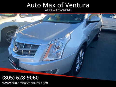 2010 Cadillac SRX for sale at Auto Max of Ventura - Automax 3 in Ventura CA