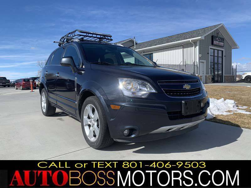 2014 Chevrolet Captiva Sport for sale at Auto Boss in Woodscross UT
