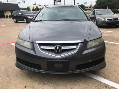 2004 Acura TL for sale at Affordable Auto Sales in Dallas TX