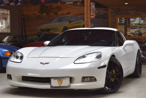 2010 Chevrolet Corvette for sale at Chicago Cars US in Summit IL