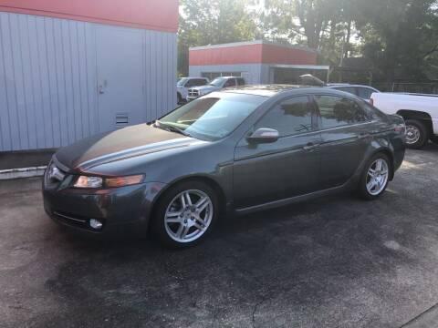 2008 Acura TL for sale at Baton Rouge Auto Sales in Baton Rouge LA
