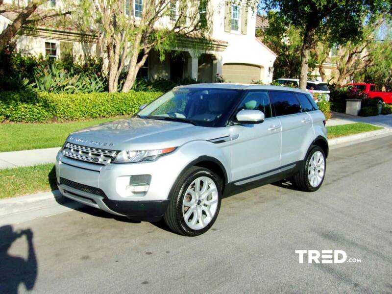 2013 Land Rover Range Rover Evoque for sale in Los Angeles, CA