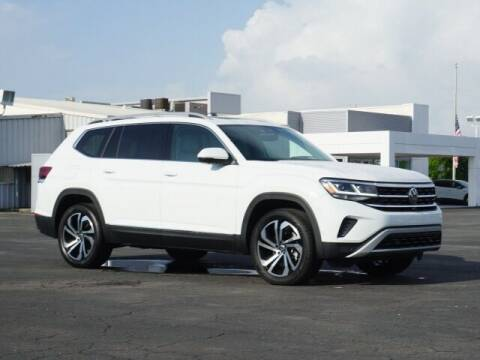 2021 Volkswagen Atlas for sale at Bob Boast Volkswagen in Bradenton FL