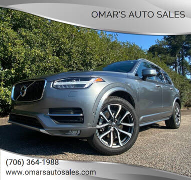 2016 Volvo XC90 for sale at Omar's Auto Sales in Martinez GA