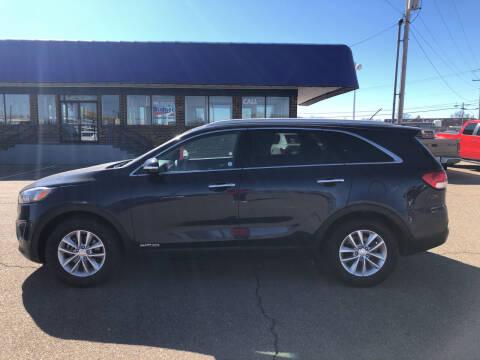 2018 Kia Sorento for sale at BUDGET CAR SALES in Amarillo TX