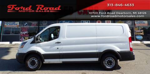 2016 Ford Transit Cargo for sale at Ford Road Motor Sales in Dearborn MI