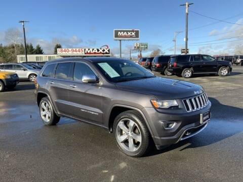 2015 Jeep Grand Cherokee for sale at Maxx Autos Plus in Puyallup WA