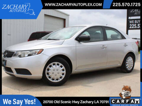 2011 Kia Forte for sale at Auto Group South in Natchez MS