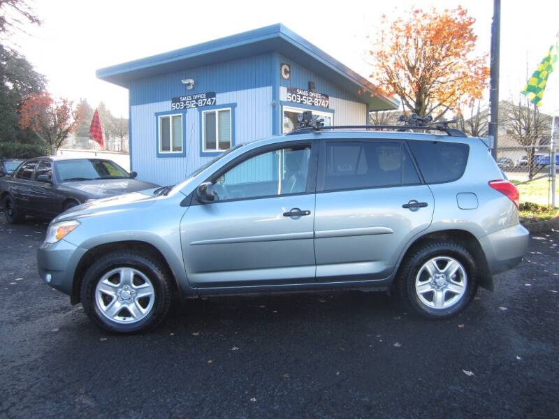 2008 Toyota RAV4 for sale at Blue Lake Auto & RV Repair Inc in Fairview OR