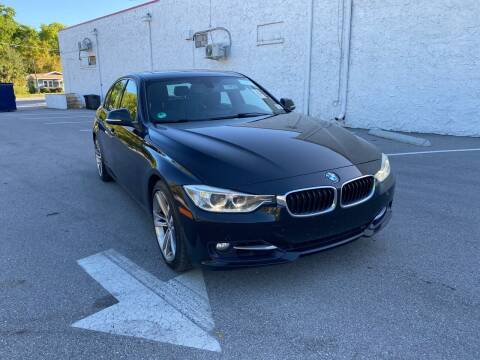 2014 BMW 3 Series for sale at Consumer Auto Credit in Tampa FL