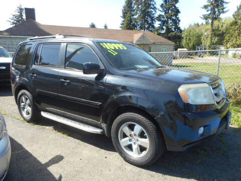 2011 Honda Pilot for sale at Lino's Autos Inc in Vancouver WA