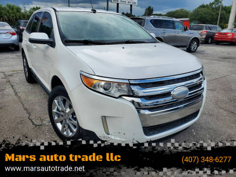 2012 Ford Edge for sale at Mars auto trade llc in Kissimmee FL