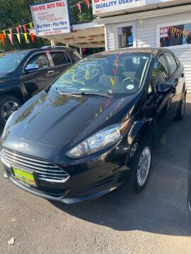 2014 Ford Fiesta for sale at BUY RITE AUTO MALL LLC in Garfield NJ