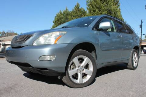 2005 Lexus RX 330 for sale at ATLANTA AUTO WAY in Duluth GA