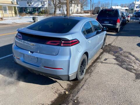 2013 Chevrolet Volt for sale at Manchester Motors in Manchester CT