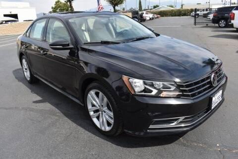 2019 Volkswagen Passat for sale at DIAMOND VALLEY HONDA in Hemet CA