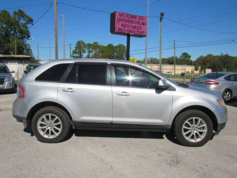 2010 Ford Edge for sale at Checkered Flag Auto Sales EAST in Lakeland FL