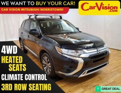 2019 Mitsubishi Outlander for sale at Car Vision Mitsubishi Norristown in Trooper PA