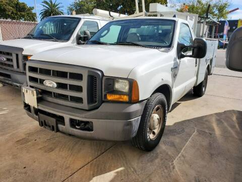 2006 Ford F-350 Super Duty for sale at Convoy Motors LLC in National City CA