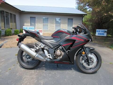 2020 Honda CBR300R for sale at Blue Ridge Riders in Granite Falls NC