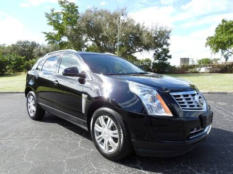 2016 Cadillac SRX for sale at SUPER DEAL MOTORS 441 in Hollywood FL