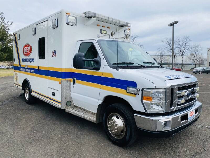 2009 Ford E450 PL Custom for sale at Global Emergency Vehicles Inc in Levittown PA