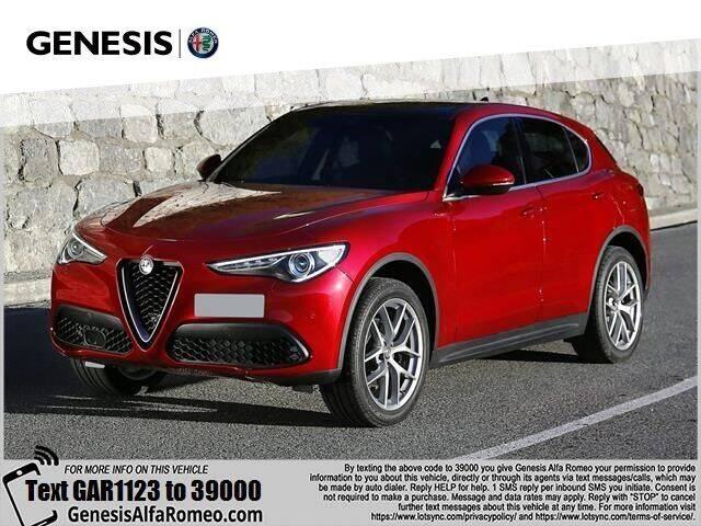 2021 Alfa Romeo Stelvio for sale in Macomb, MI