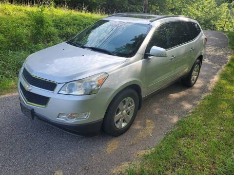 2011 Chevrolet Traverse for sale at ROUTE 68 PRE-OWNED AUTOS & RV'S LLC in Parkersburg WV