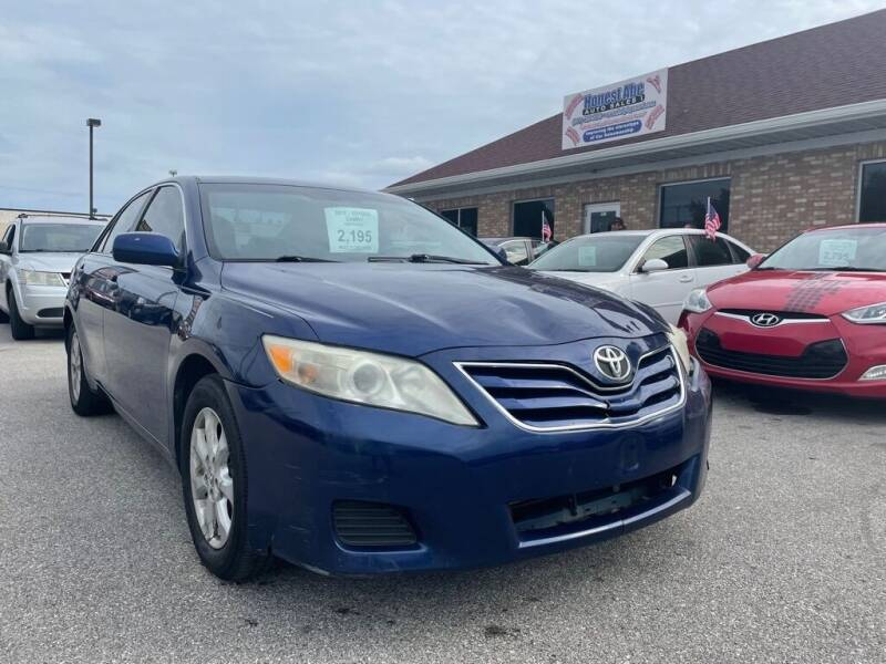 2011 Toyota Camry for sale at Honest Abe Auto Sales 1 in Indianapolis IN