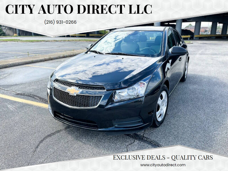 2014 Chevrolet Cruze for sale at City Auto Direct LLC in Cleveland OH
