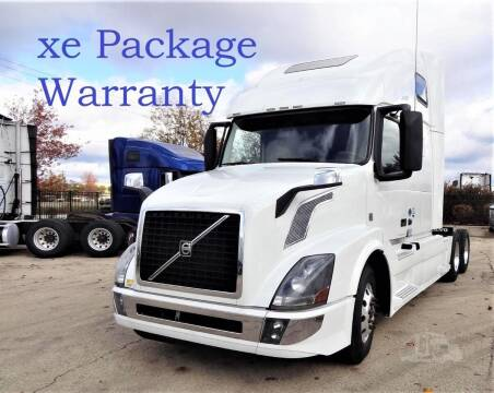 2017 Volvo VNL for sale at ANYTHING IN MOTION INC in Bolingbrook IL