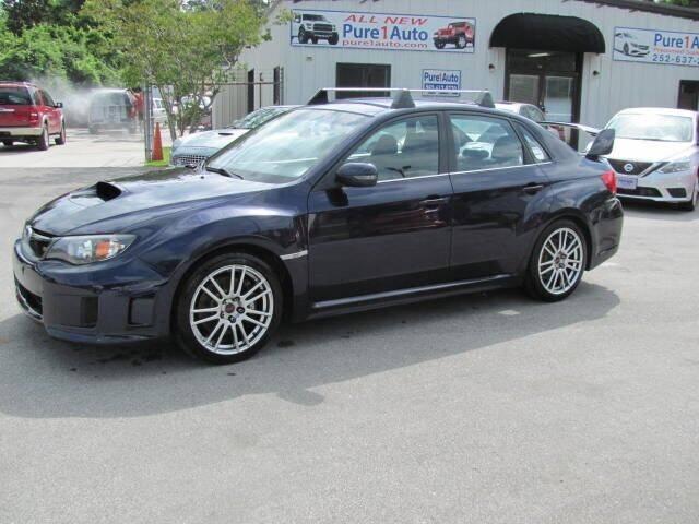 2011 Subaru Impreza for sale at Pure 1 Auto in New Bern NC