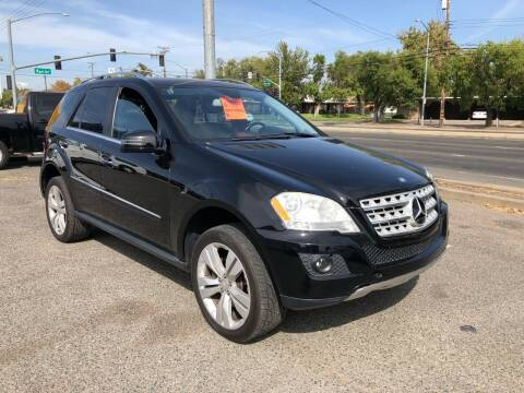 2011 Mercedes-Benz M-Class for sale at All Cars & Trucks in North Highlands CA
