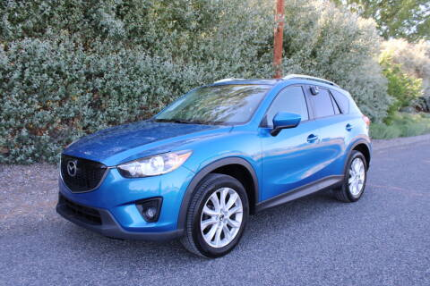 2013 Mazda CX-5 for sale at Northwest Premier Auto Sales in West Richland And Kennewick WA