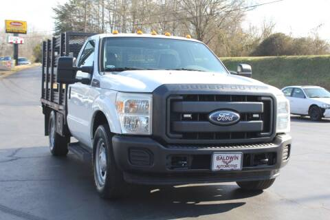 2011 Ford F-350 Super Duty for sale at Baldwin Automotive LLC in Greenville SC