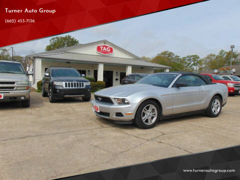 2012 Ford Mustang for sale at Turner Auto Group in Greenwood MS