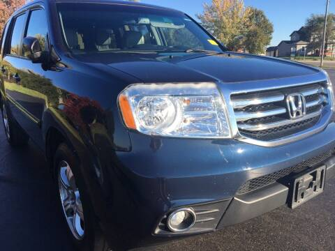 2012 Honda Pilot for sale at Nice Cars in Pleasant Hill MO