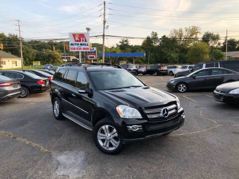 2008 Mercedes-Benz GL-Class for sale at KB Auto Mall LLC in Akron OH