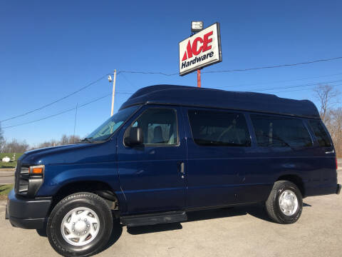 2013 Ford E-Series Wagon for sale at ACE HARDWARE OF ELLSWORTH dba ACE EQUIPMENT in Canfield OH