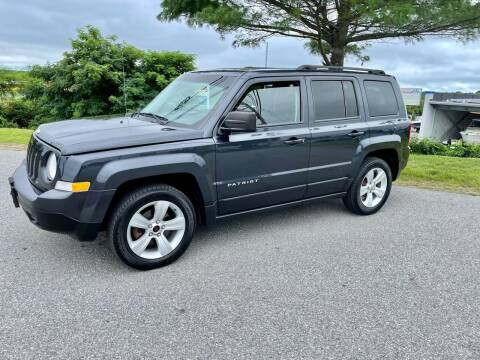 2014 Jeep Patriot for sale at Motorcycle Supply Inc Dave Franks Motorcycle sales in Salem MA