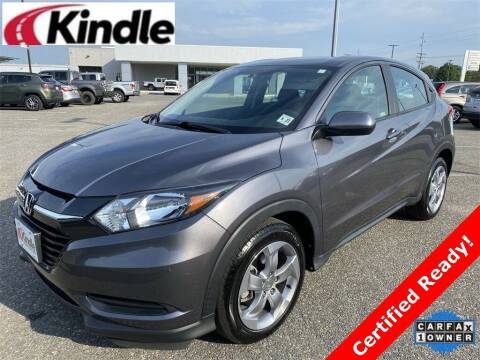 2018 Honda HR-V for sale at Kindle Auto Plaza in Middle Township NJ
